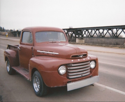 1951 Ford F47
